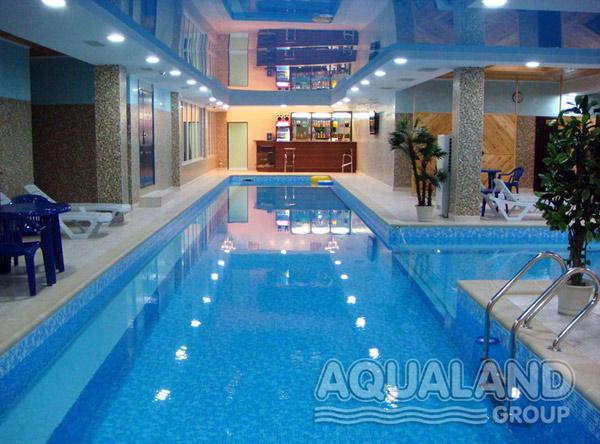 бассейн в Астане