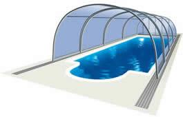 Павильон для бассейна Лагуна